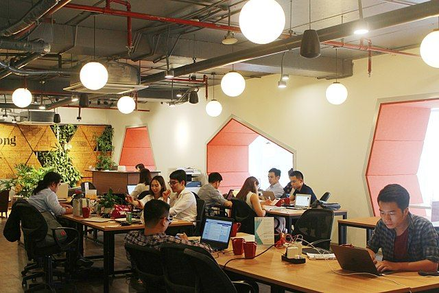 Coworking space Hanoi