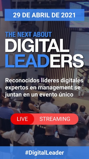 conferencia streaming digital leaders